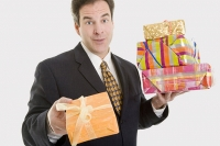 Подарки партнерам по бизнесу учет 344