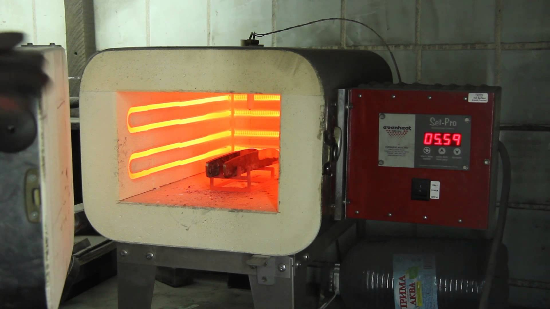 Печи для закалки металла
